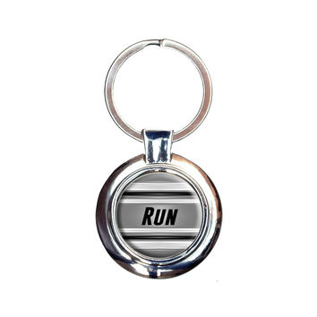 Run the Race of Your Life Keychain