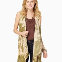 Haley Sleeveless Cardigan | Fashion Apparel - Outerwear | Charming Charlie