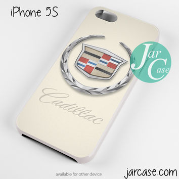 Cadillac Logo Phone case for iPhone 4/4s/5/5c/5s/6/6 plus