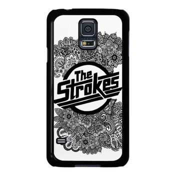The Strokes Zentangle Logo Samsung Galaxy S5 Case