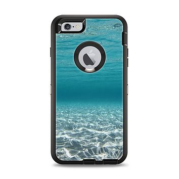 The Under The Sea V3 Scenery Apple iPhone 6 Plus Otterbox Defender Case Skin Set