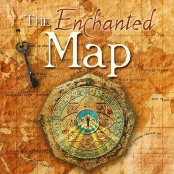 The Enchanted Map Oracle Cards