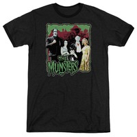 The Munsters - Normal Family Adult Heather