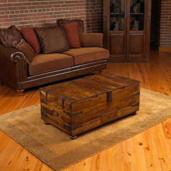 William Sheppee Thakat Trunk Coffee Table