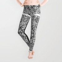 Amanda  Leggings by Robin Maria Pedrero