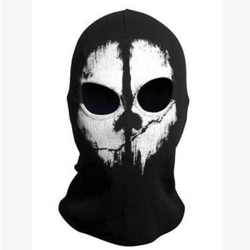 ac VLXC Ghost Face Mask [45273743385]