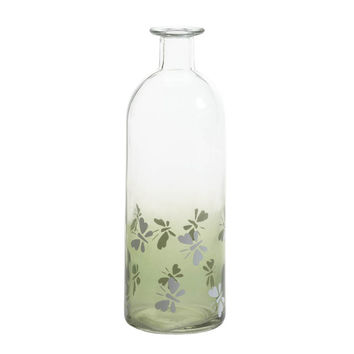 Apothecary Style Glass Bottle - Medium