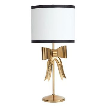 The Emily & Meritt Bow Table Lamp