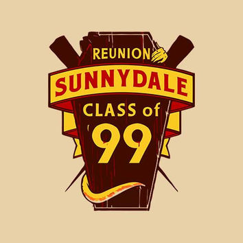 Sunnydale Reunion Adult Tee Shirt