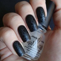 China Glaze Matte Magic Top Coat