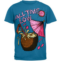All Time Low - Coconut In Paradise Soft T-Shirt