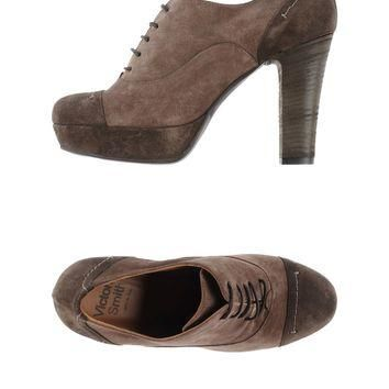 Victoria Smith Lace-Up Shoes