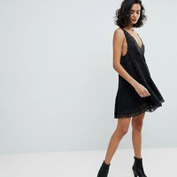 Free People Any Party Trapeze Slip Dress at asos.com