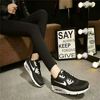 """Nike Air Max"" Unisex Casual Fashion Small Air Cushion Sneakers Couple Running Shoes"