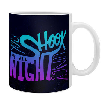 Leah Flores All Night Long Coffee Mug