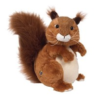 Webkinz Red Squirrel November Pet of the Month in Box