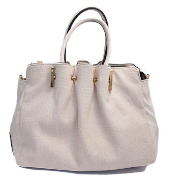 Frankie Handbag in Blush