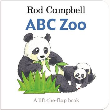 ABC Zoo Board book – September 3, 2010