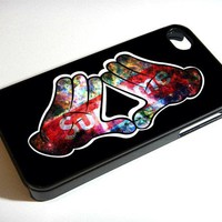 HAND SUPREME HIPSTER TRIANGLE - iPhone 5 Case, iPhone 4/4s Case, Hard Case NDR