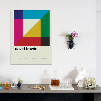 So into this design on Fab! David Bowie #FabForAll