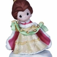 Precious Moments Disney Belle with Bells Figurine