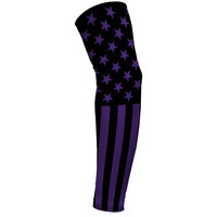 Tactical Purple Arm Sleeve