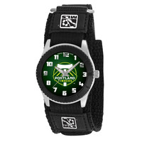 Portland Timbers MLS Kids Rookie Series watch (Black)