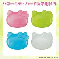 Hello Kitty-shapedI Ice Cubes (4 colors) Cryoprotectant Cryogen Sanrio