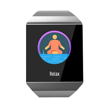 Bakeey Z2 1.54inch Color Screen Heart Rate Monitor YOGA Breathing Guide Multi-sport Modes Smart Watch