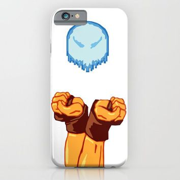 HADOUKEN! iPhone & iPod Case by John Medbury (LAZY J Studios)