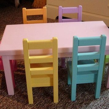 Wooden Doll Furniture For 18 Inch Dolls Roselawnlutheran