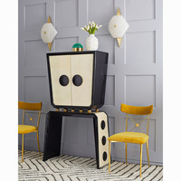 Jonathan Adler Trocadero Console and Cabinet