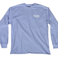 YETI Long Sleeve T-Shirt - YETI COOLERS