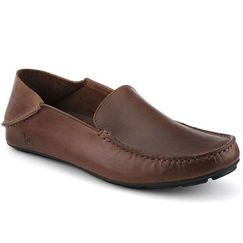 Men's Wave Driver Convertible Moc in Dark Brown by Sperry