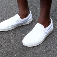 'Damn, Daniel!' You Sold a Lot of White Shoes