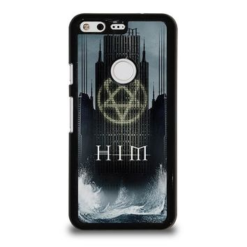 HIM BAND HEARTAGRAM Google Pixel Case Cover