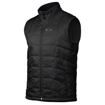 Oakley Men's Link Thinsulate Vest Jet Black