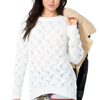 Snowfall Sweater