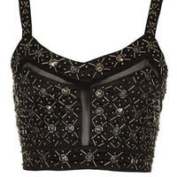 Petite Beaded Bralet - New In This Week  - New In