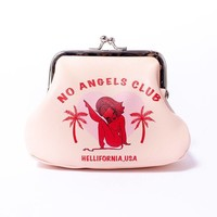 No Angels Club Coin Wallet