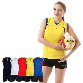 Breathable Quick Dry Volleyball Jersey Shorts