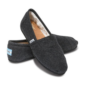 TOMS Wool Women's Classic Shoes