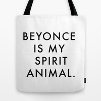 Love Tote Bag by Trend