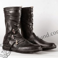 Viking Leather Shoes