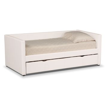 Carey IV Kids Furniture Twin Daybed with Trundle - Value City Furniture