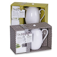 Tazo® Tea and Teapot Gift Sets