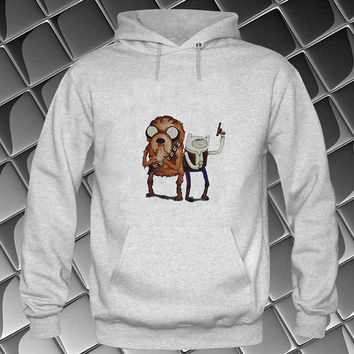 star adventure time wars Hoodies Hoodie Sweatshirt Sweater white and beauty variant color Unisex size