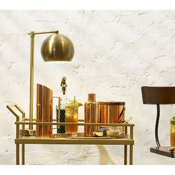 Threshold™ Gold Task Lamp
