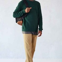 O'Hanlon Mills Speckle Nep Crew-Neck Sweater-