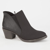 O'neill Sheila Womens Booties Black  In Sizes